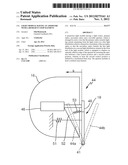 LIGHT MODULE HAVING AN APERTURE WITH A RESILIENT STOP ELEMENT diagram and image