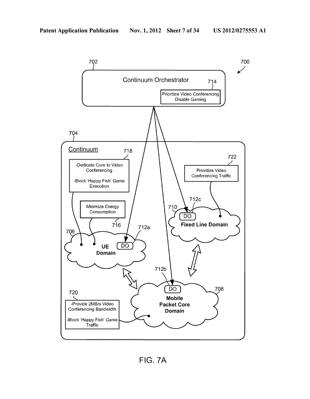 SYSTEMS, DEVICES AND METHODS OF SYNCHRONIZING INFORMATION ACROSS MULTIPLE     HETEROGENEOUS NETWORKS - diagram, schematic, and image 08