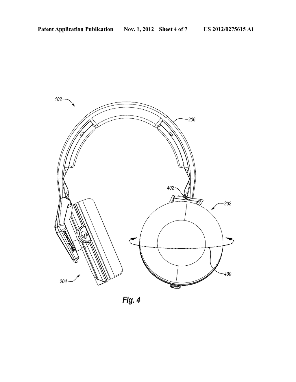 DJ MIXING HEADPHONES - diagram, schematic, and image 05