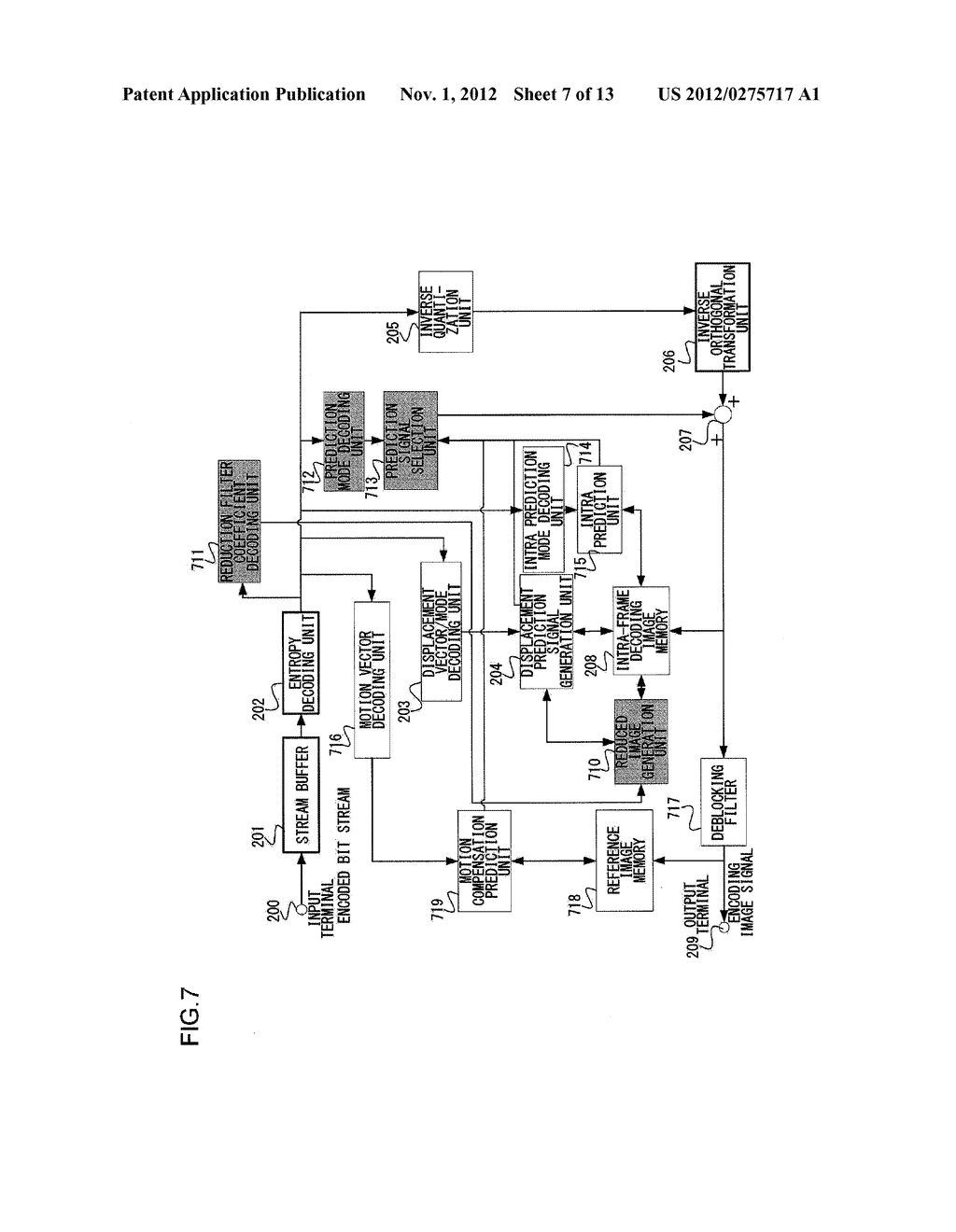 IMAGE ENCODING DEVICE, IMAGE DECODING DEVICE, IMAGE ENCODING METHOD, AND     IMAGE DECODING METHOD - diagram, schematic, and image 08