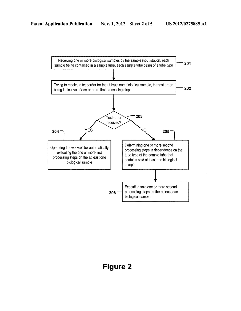 METHOD FOR OPERATING AN AUTOMATED SAMPLE WORKCELL - diagram, schematic, and image 03