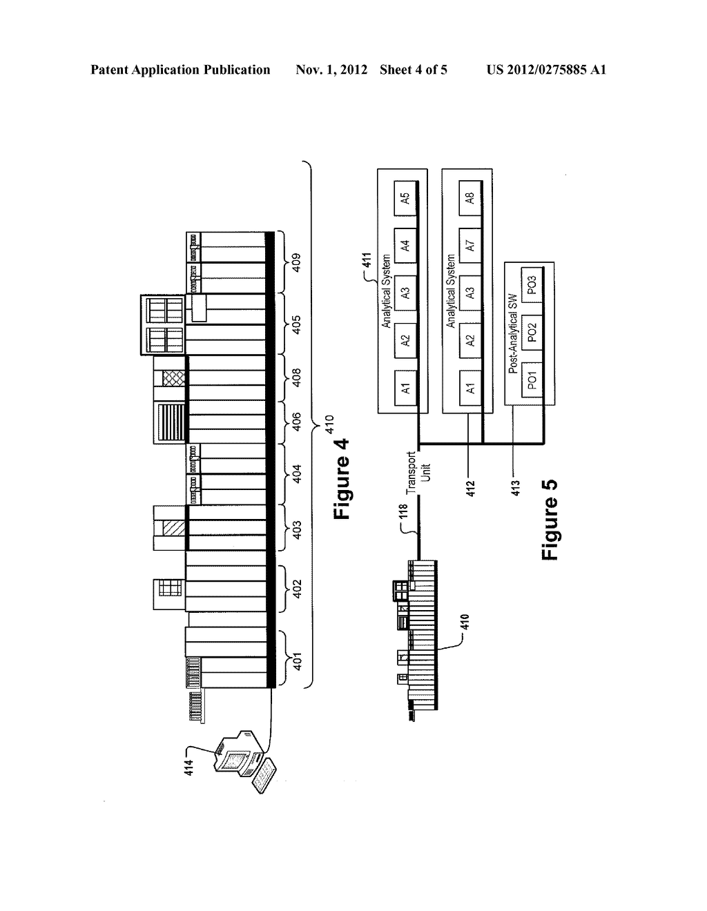 METHOD FOR OPERATING AN AUTOMATED SAMPLE WORKCELL - diagram, schematic, and image 05
