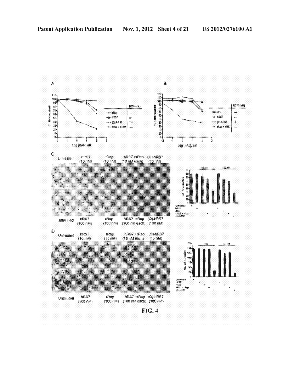Compositions and Methods of Use of Immunotoxins Comprising Ranpirnase     (Rap) Show Potent Cytotoxic Activity - diagram, schematic, and image 06