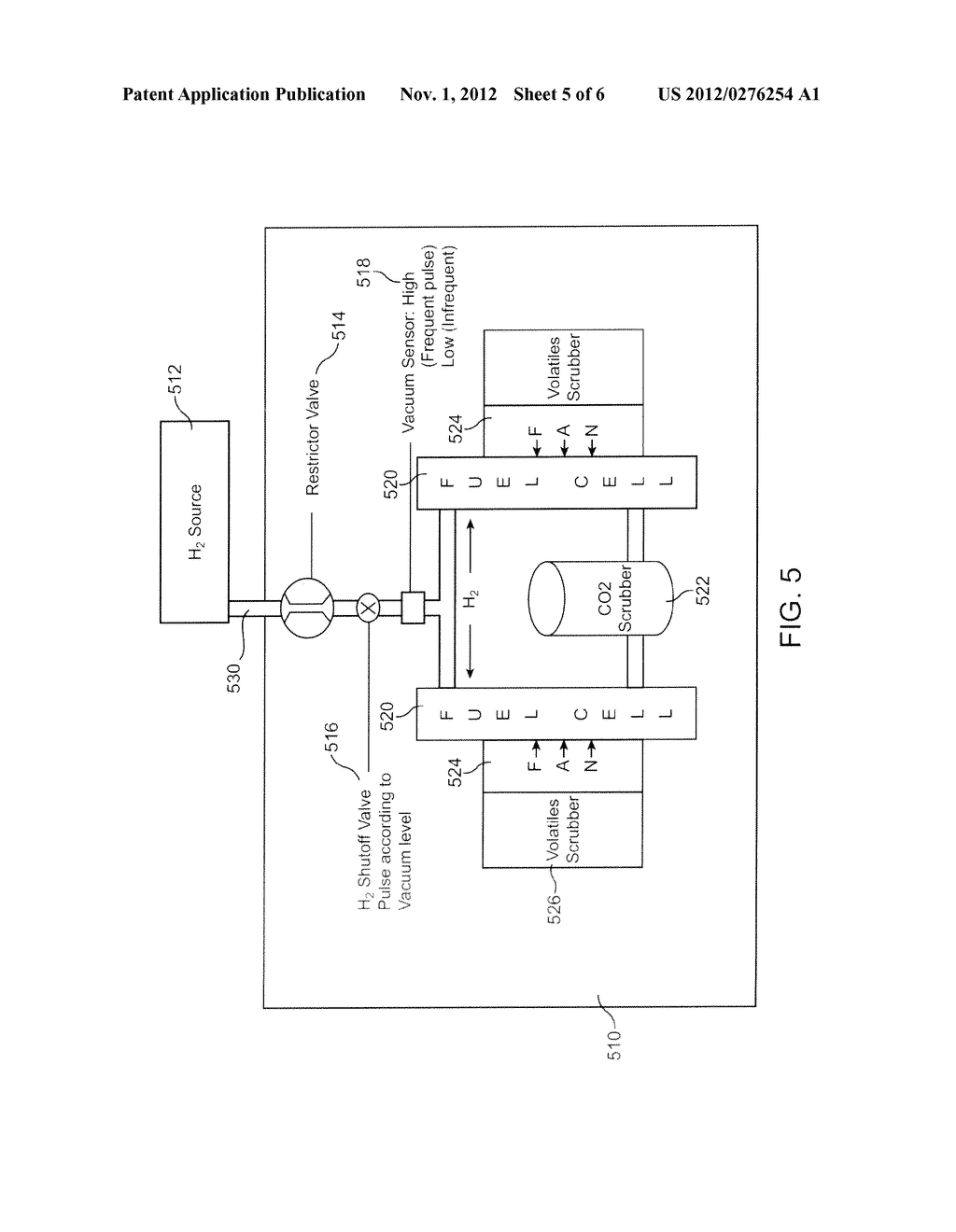 SYSTEM AND METHODS FOR TRANSPORTING OR STORING OXIDATIVELY-DEGRADABLE     FOODSTUFF - diagram, schematic, and image 06