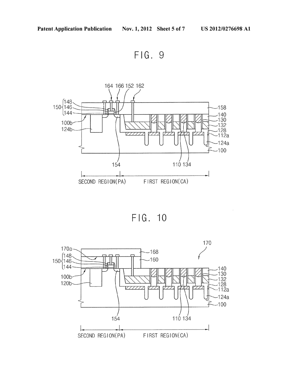 SEMICONDUCTOR DEVICE AND METHOD OF MANUFACTURING THE SEMICONDUCTOR DEVICE - diagram, schematic, and image 06