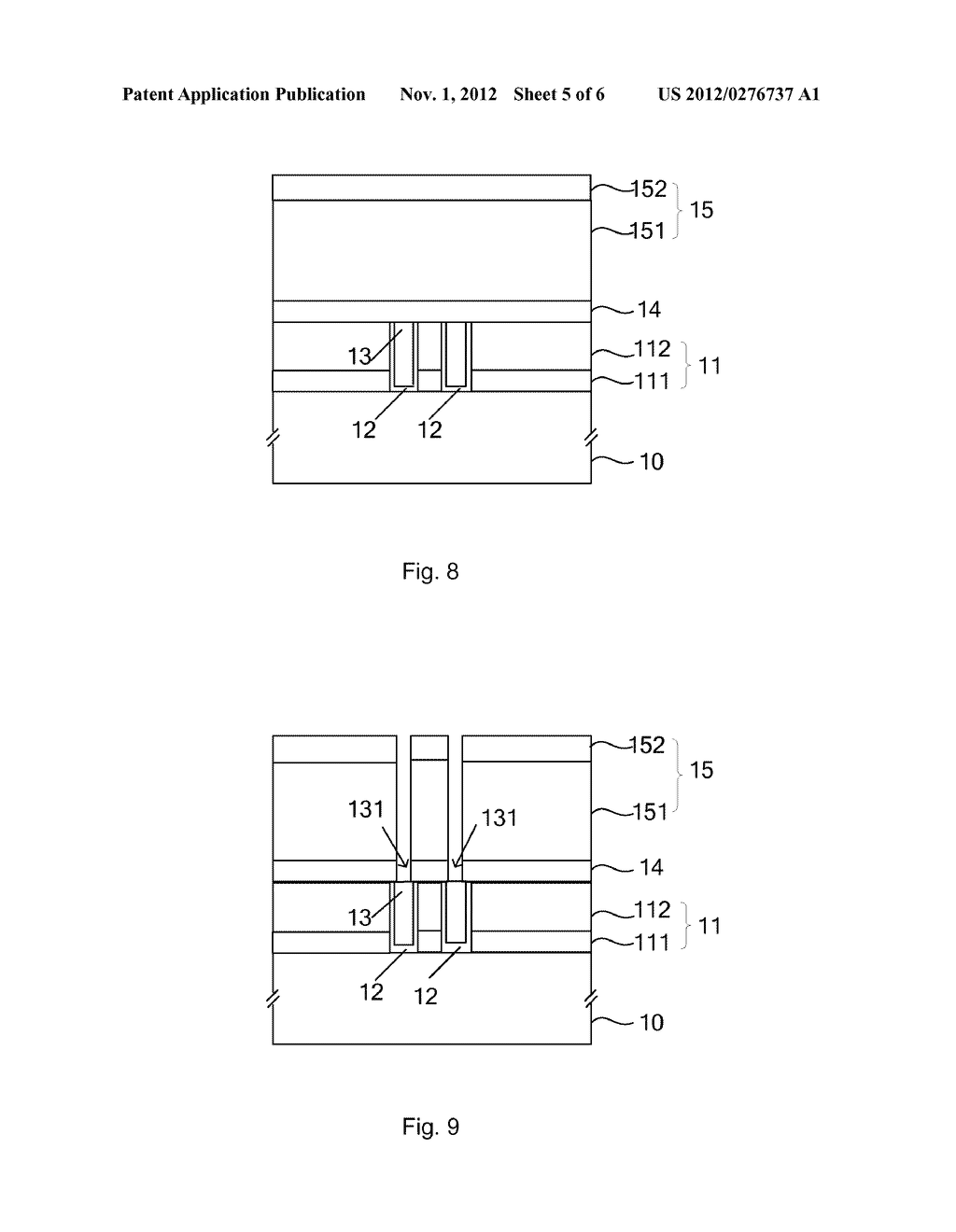 POST-ETCHING TREATMENT PROCESS FOR COPPER INTERCONNECTING WIRES - diagram, schematic, and image 06