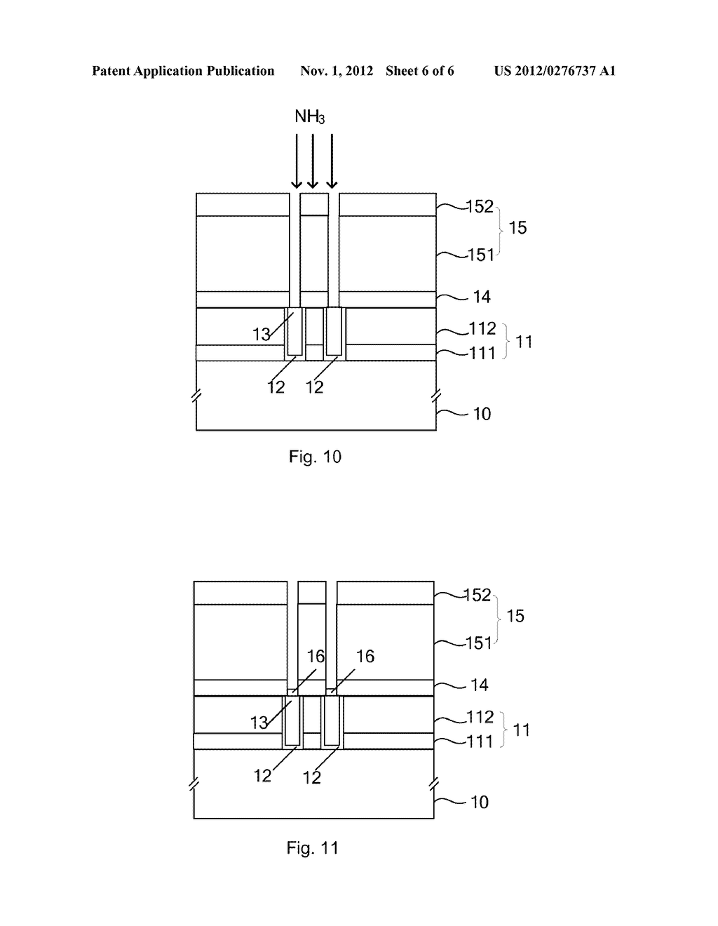 POST-ETCHING TREATMENT PROCESS FOR COPPER INTERCONNECTING WIRES - diagram, schematic, and image 07