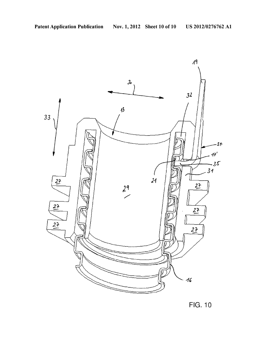 ELECTRICAL PLUG CONNECTOR - diagram, schematic, and image 11