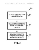 Obtaining vehicle traffic information using mobile Bluetooth detectors diagram and image