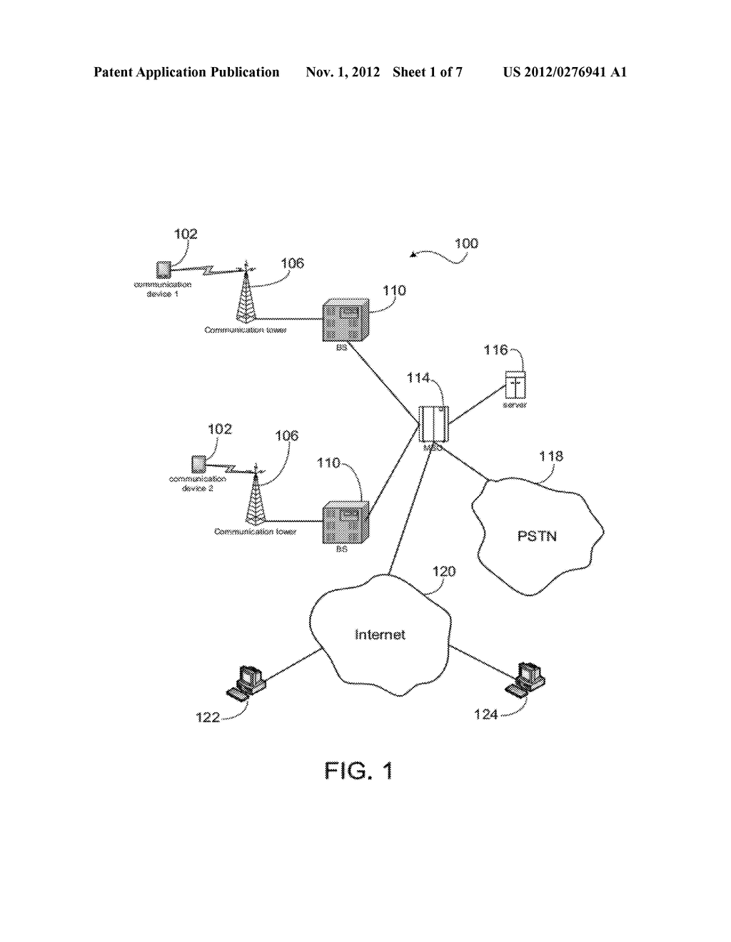System and Method For Multiple Simultaneous Communication Groups in a     Wireless System - diagram, schematic, and image 02