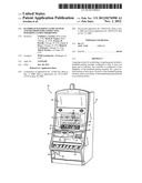 HANDHELD WAGERING GAME SYSTEM AND METHODS FOR CONDUCTING WAGERING GAMES     THEREUPON diagram and image