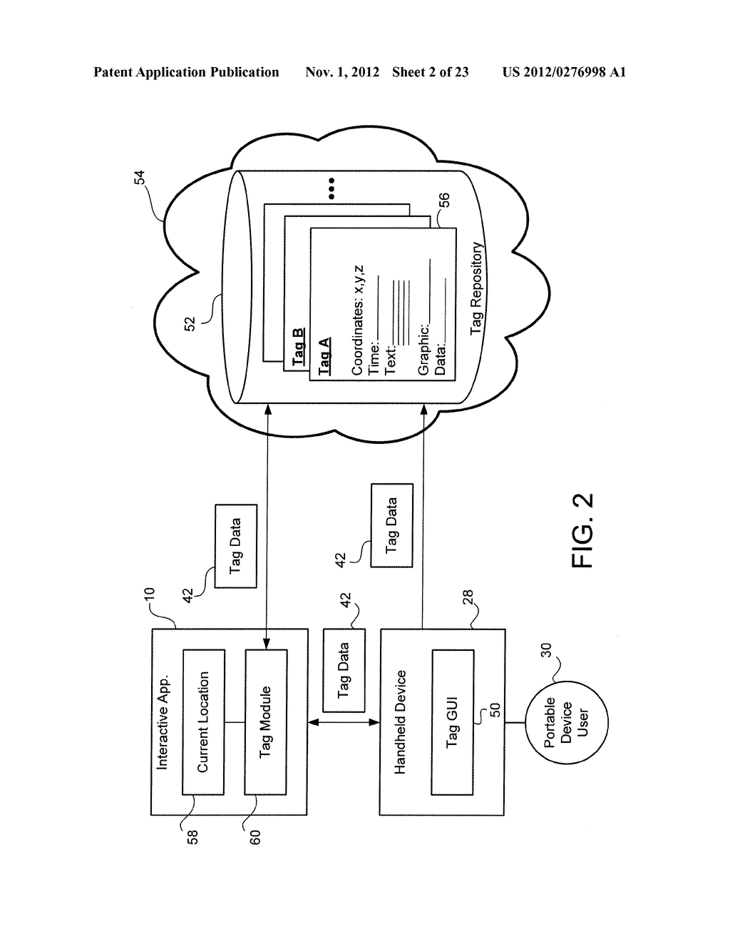 Methods and Systems for Playing Video Games with a Controller Having a     Display that Shares Content with a Main Display - diagram, schematic, and image 03