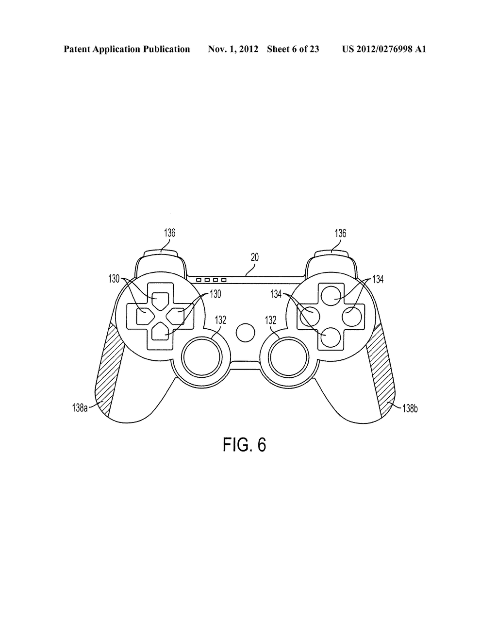 Methods and Systems for Playing Video Games with a Controller Having a     Display that Shares Content with a Main Display - diagram, schematic, and image 07