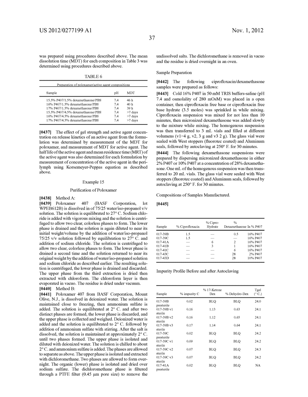 Modulation of Gel Temperature of Poloxamer-Containing Formulations - diagram, schematic, and image 66