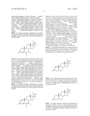Use of hydroxyprogesterone derivatives for enhancing health and physical     performance diagram and image