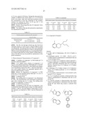NEW AMINOTETRALINE DERIVATIVES diagram and image