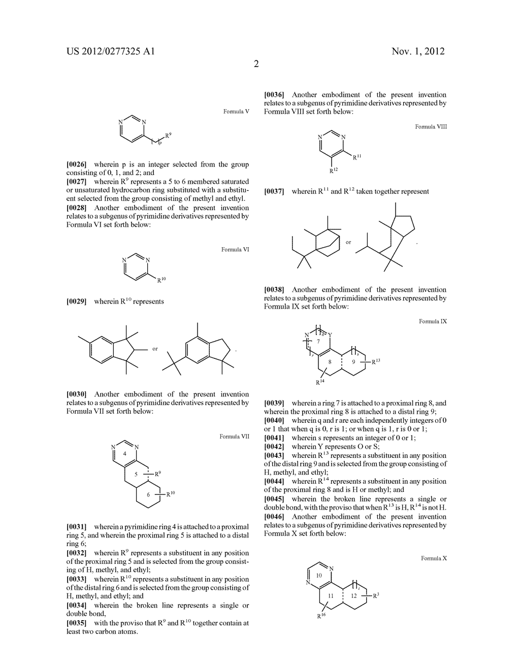 NOVEL PYRIMIDINE DERIVATIVES AND THEIR USE IN PERFUME COMPOSITIONS - diagram, schematic, and image 03