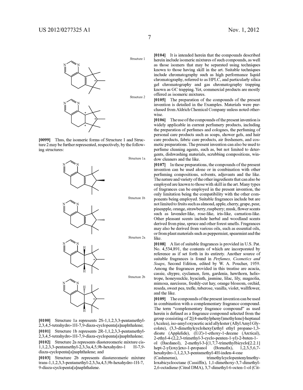 NOVEL PYRIMIDINE DERIVATIVES AND THEIR USE IN PERFUME COMPOSITIONS - diagram, schematic, and image 08
