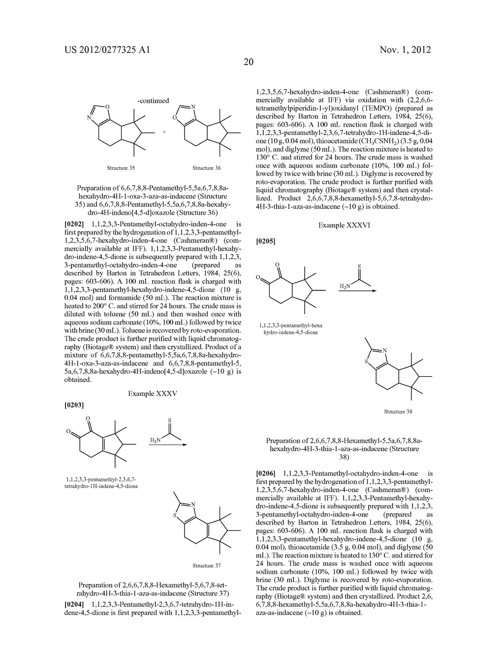 NOVEL PYRIMIDINE DERIVATIVES AND THEIR USE IN PERFUME COMPOSITIONS - diagram, schematic, and image 21