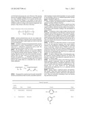 NOVEL PHENOLIC PLASTIC RESINS OBTAINED FROM PHENOLIC COMPOUNDS AND     MACROMOLECULAR HARDENERS HAVING ALDEHYDE FUNCTIONS diagram and image
