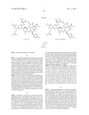 Processes for the Manufacture of Macrocyclic Depsipeptides and New     Intermediates diagram and image