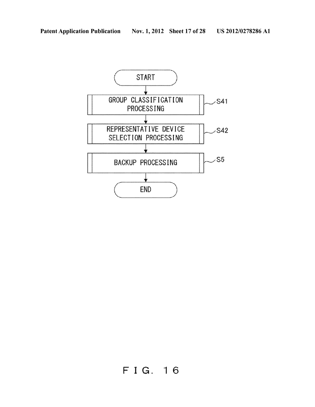 BACKUP METHOD AND STORAGE MEDIUM HAVING BACKUP PROGRAM STORED THEREIN - diagram, schematic, and image 18