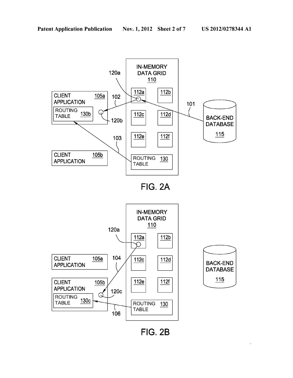 PROXIMITY GRIDS FOR AN IN-MEMORY DATA GRID - diagram, schematic, and image 03