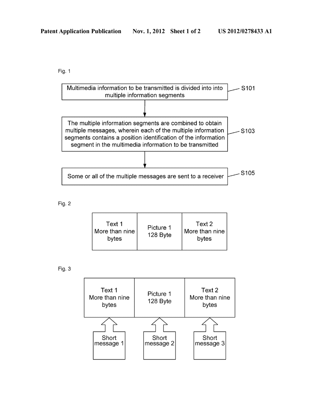 Method for transmitting and receiving multimedia information and terminal - diagram, schematic, and image 02