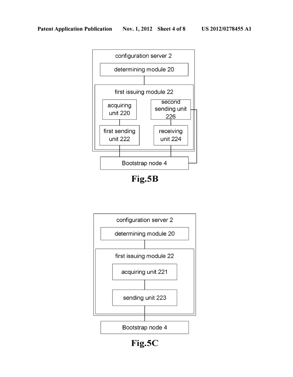 ISSUING METHOD AND SYSTEM FOR CONFIGURATION INFORMATION - diagram, schematic, and image 05