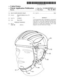 Self-Closing Helmet Strap diagram and image