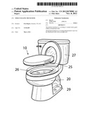 Toilet Sealing Mechanism diagram and image