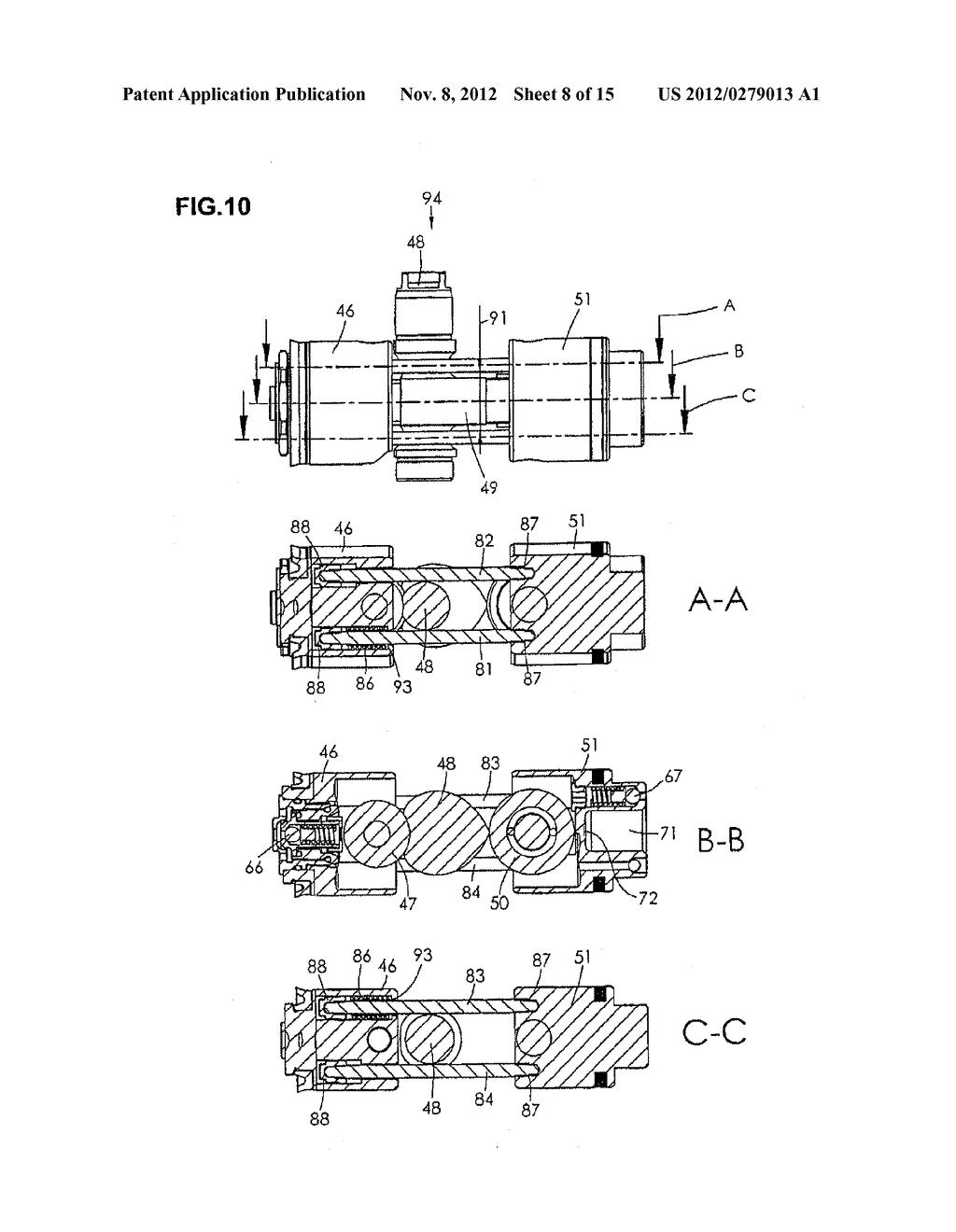 Hydraulic Directional Solenoid Valve And Door Closer Having A Diagram Schematic Image 09