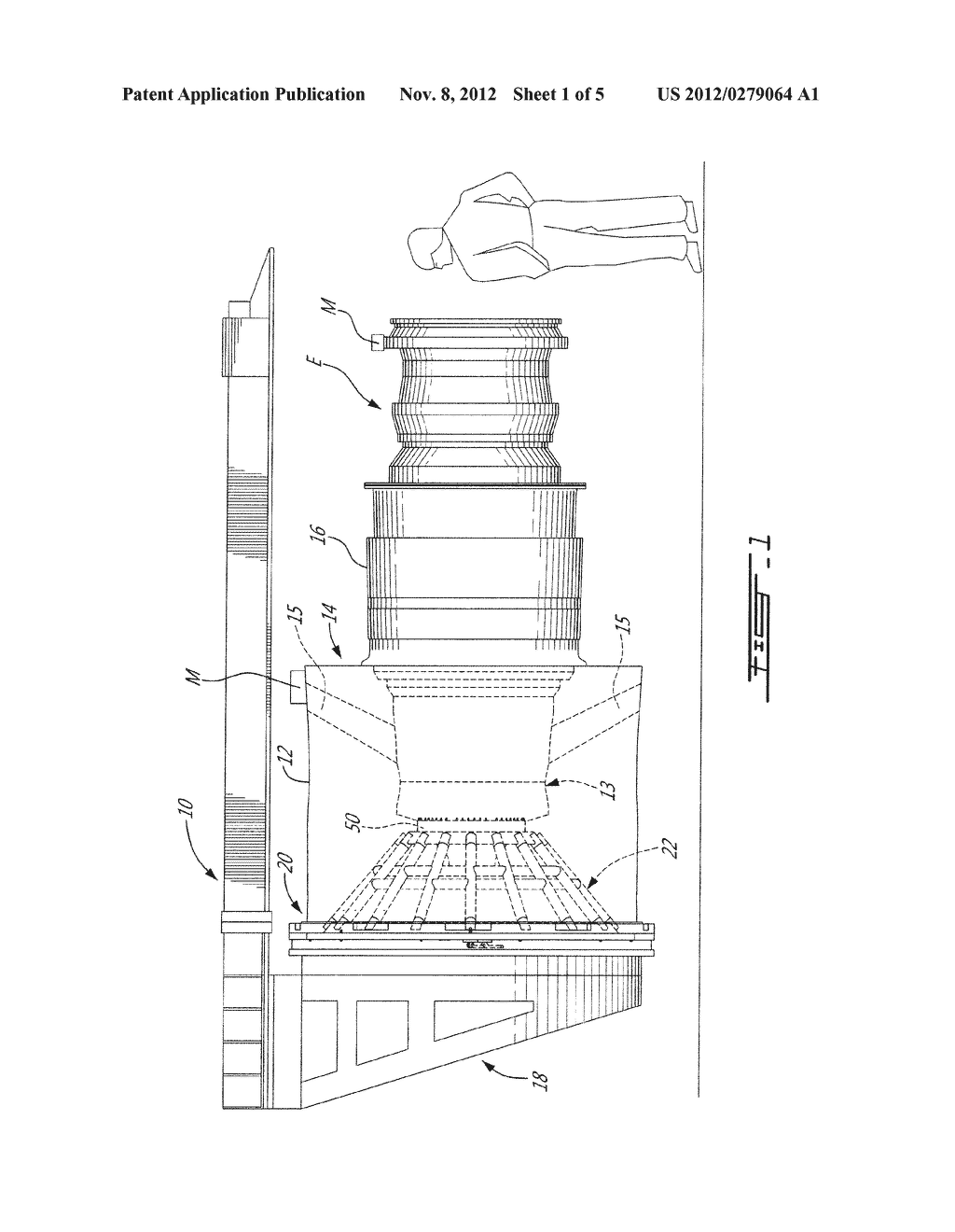 GAS TURBINE ENGINE MODULE ADAPTER TO A CARRIER - diagram, schematic, and image 02