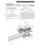 METHODS AND EQUIPMENT FOR CONSTRUCTING SOLAR SITES diagram and image