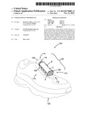 STORAGE DEVICE FOR SHOELACE diagram and image