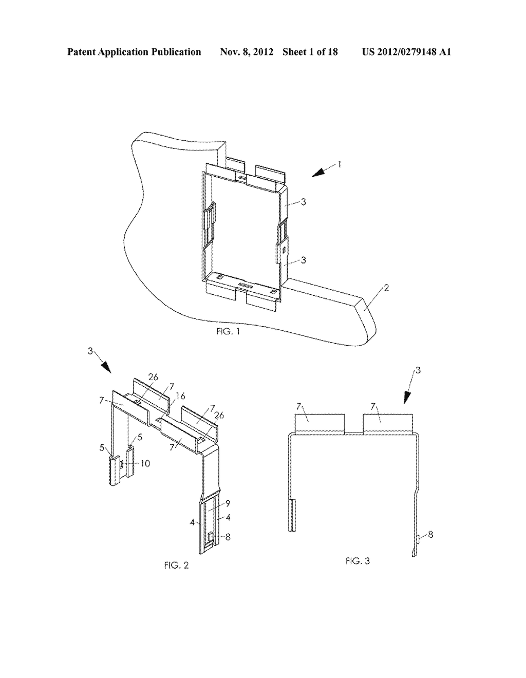WALL MOUNTING APPARATUS AND METHOD - diagram, schematic, and image 02