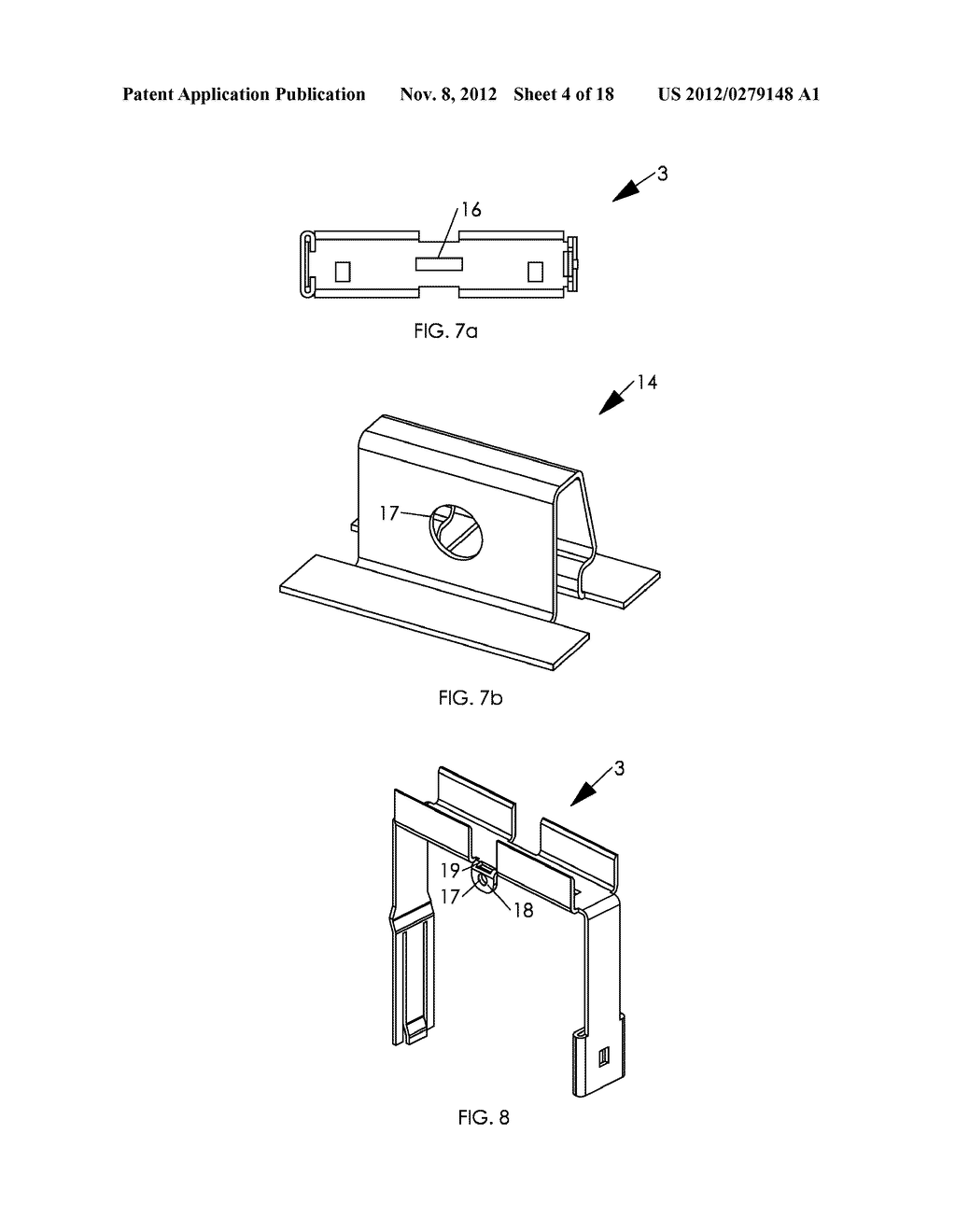 WALL MOUNTING APPARATUS AND METHOD - diagram, schematic, and image 05