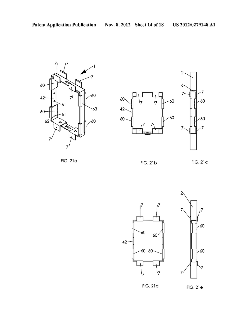 WALL MOUNTING APPARATUS AND METHOD - diagram, schematic, and image 15