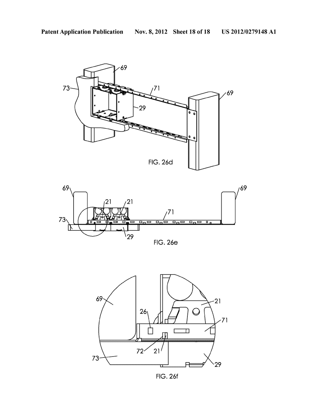 WALL MOUNTING APPARATUS AND METHOD - diagram, schematic, and image 19