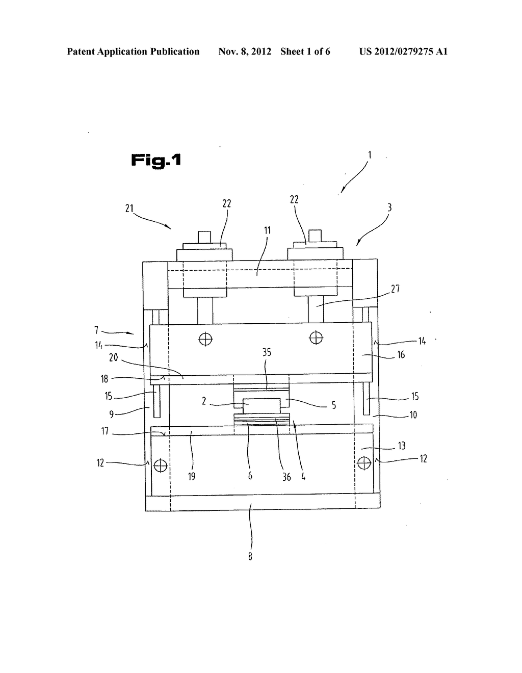 PRODUCTION SYSTEM, IN PARTICULAR FOR FREE-FORM BENDING, HAVING AN     INTEGRATED WORKPIECE AND TOOL MANIPULATOR - diagram, schematic, and image 02