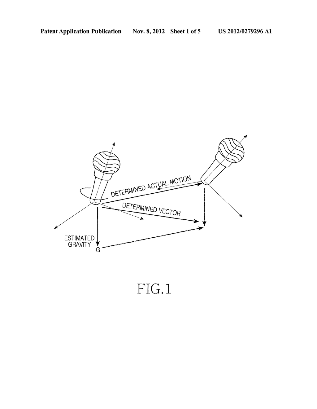 METHOD AND APPARATUS FOR MOTION SENSING WITH INDEPENDENT GRIP DIRECTION - diagram, schematic, and image 02