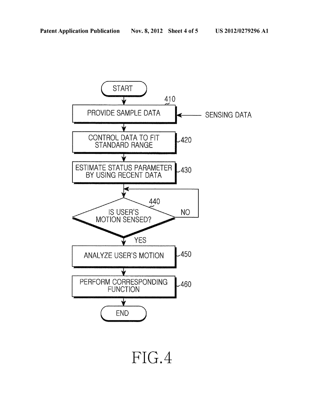 METHOD AND APPARATUS FOR MOTION SENSING WITH INDEPENDENT GRIP DIRECTION - diagram, schematic, and image 05