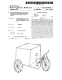 HUMAN-POWERED DEVICE USING TWO LEVERS AND HUMAN-POWERED VEHICLE PROVIDED     WITH AFOREMENTIONED DEVICE diagram and image