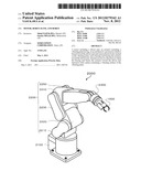 MOTOR, ROBOT HAND, AND ROBOT diagram and image