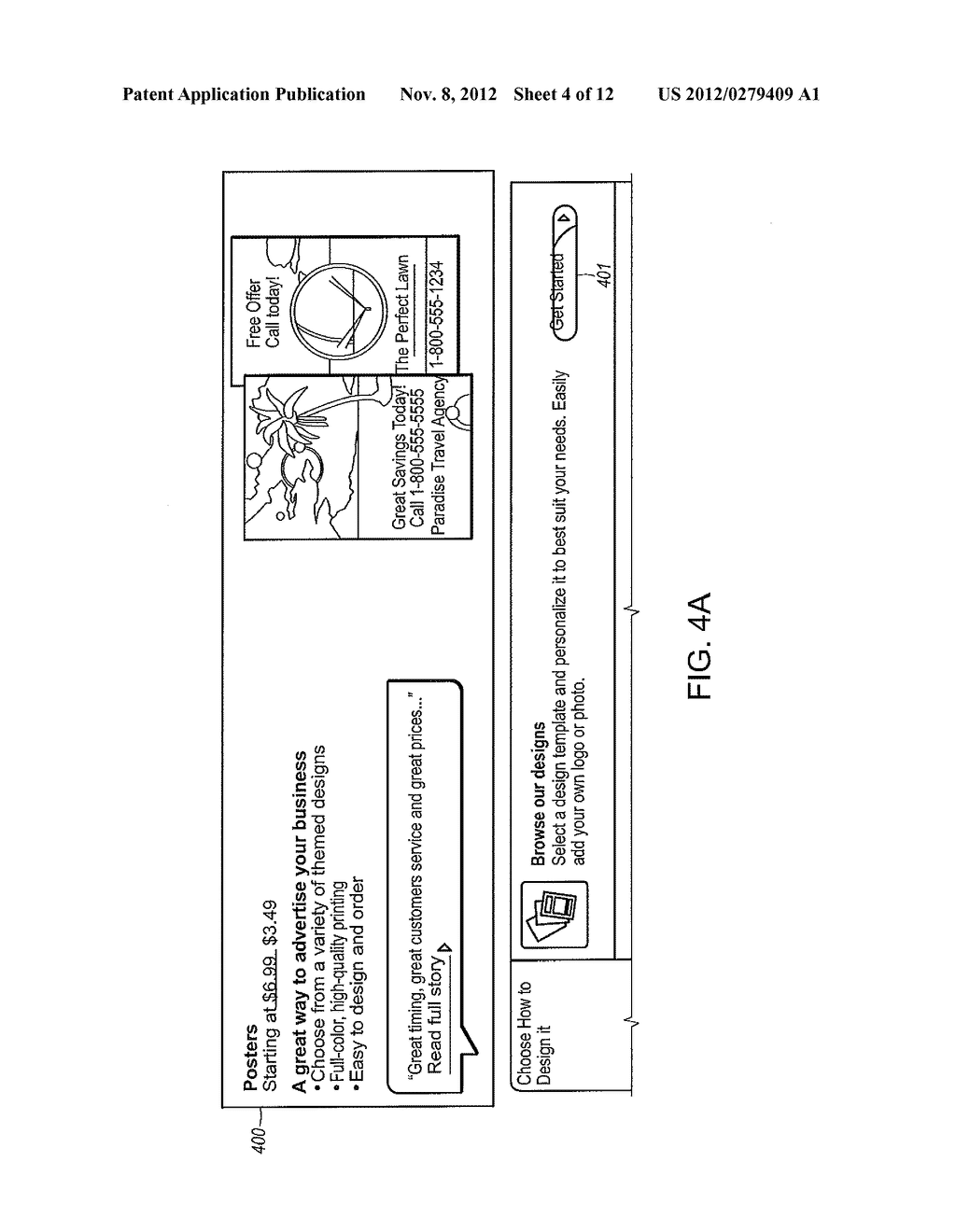 METHOD AND SYSTEM FOR APPLYING CUSTOMER-SPECIFIC LABELS TO UNPRINTED SIDE     OF PRINTED PRODUCTS - diagram, schematic, and image 05