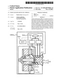 PHASE CHANGING DEVICE OF CAMSHAFT diagram and image