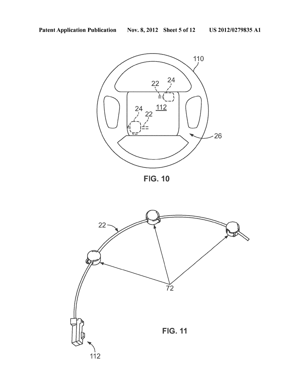 ELECTRICAL SWITCH FOR A VEHICLE STEERING WHEEL ASSEMBLY - diagram, schematic, and image 06