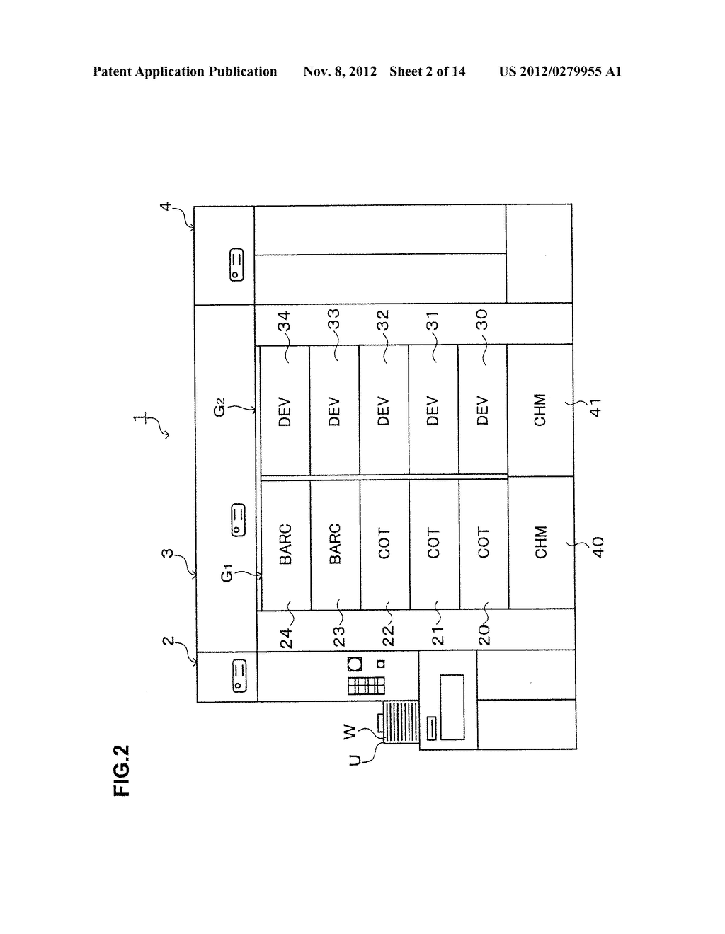 TEMPERATURE CONTROL METHOD OF HEAT PROCESSING PLATE, COMPUTER STORAGE     MEDIUM, AND TEMPERATURE CONTROL APPARATUS OF HEAT PROCESSING PLATE - diagram, schematic, and image 03