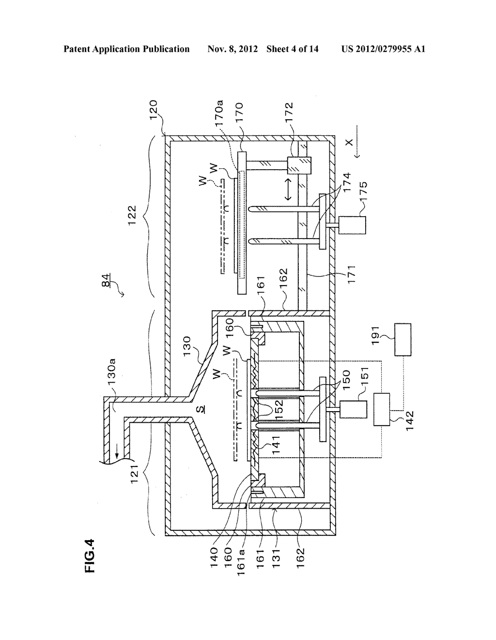 TEMPERATURE CONTROL METHOD OF HEAT PROCESSING PLATE, COMPUTER STORAGE     MEDIUM, AND TEMPERATURE CONTROL APPARATUS OF HEAT PROCESSING PLATE - diagram, schematic, and image 05