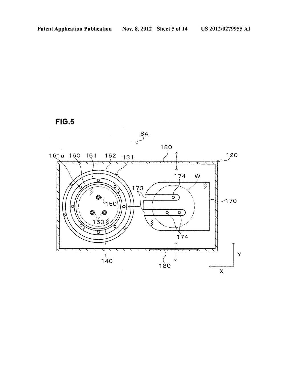 TEMPERATURE CONTROL METHOD OF HEAT PROCESSING PLATE, COMPUTER STORAGE     MEDIUM, AND TEMPERATURE CONTROL APPARATUS OF HEAT PROCESSING PLATE - diagram, schematic, and image 06